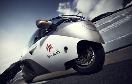 Zero Tracer, la moto eléctrica con cabina que dió la vuelta al mundo