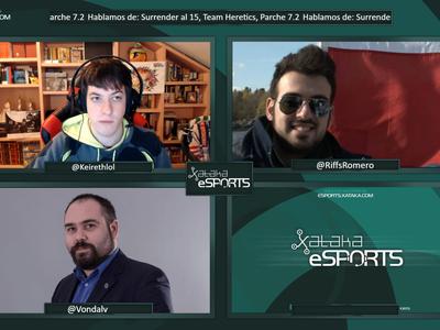 Xataka eSports - FF15, Parche 7.2, Team Heretics