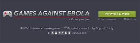 Los creadores de Minecraft, Goat Simulator y Humble Bundle se unen para luchar contra el ébola