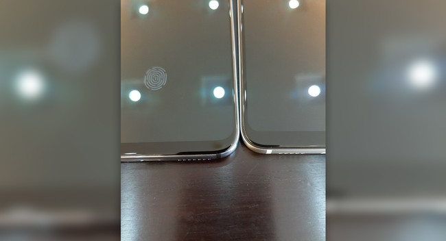 Meizu 16: se filtra la primera imagen de su lector de huellas integrado