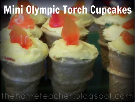 Todos a celebrar las olimpiadas en casa