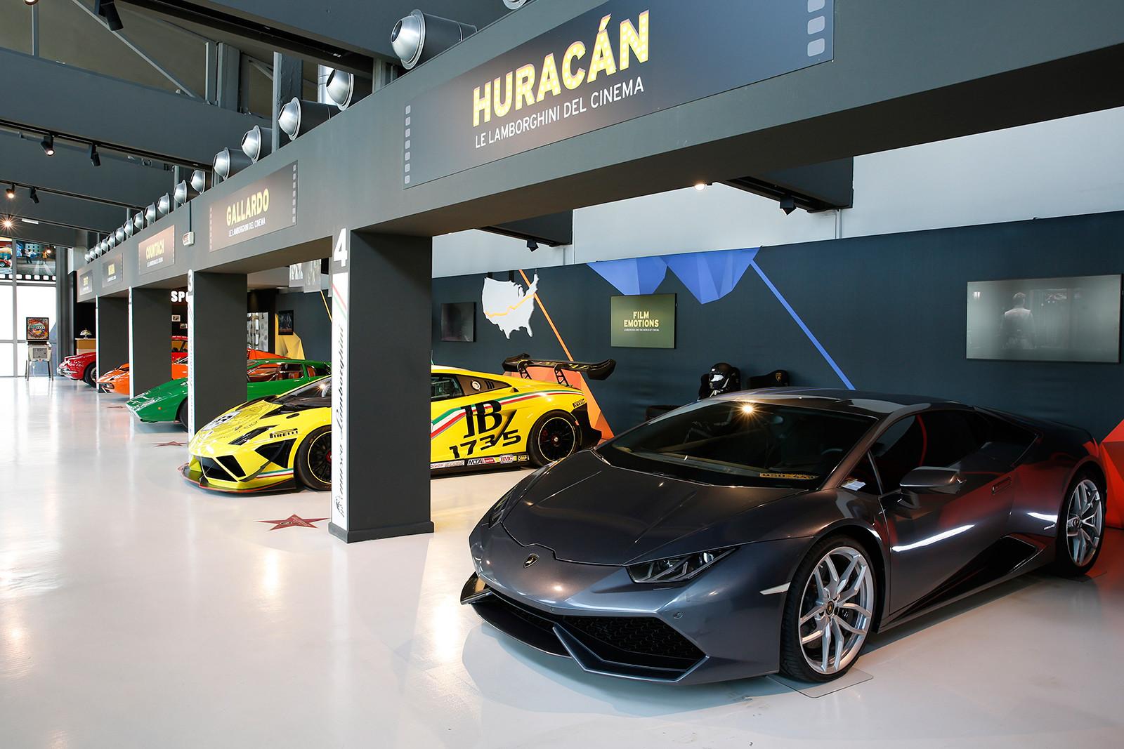 Foto de Emociones de película: Lamborghini y el mundo del cine: la exposición (10/15)
