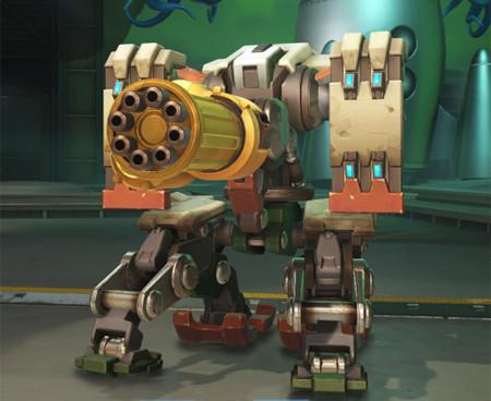¿En verdad así serán las armas doradas de Overwatch?