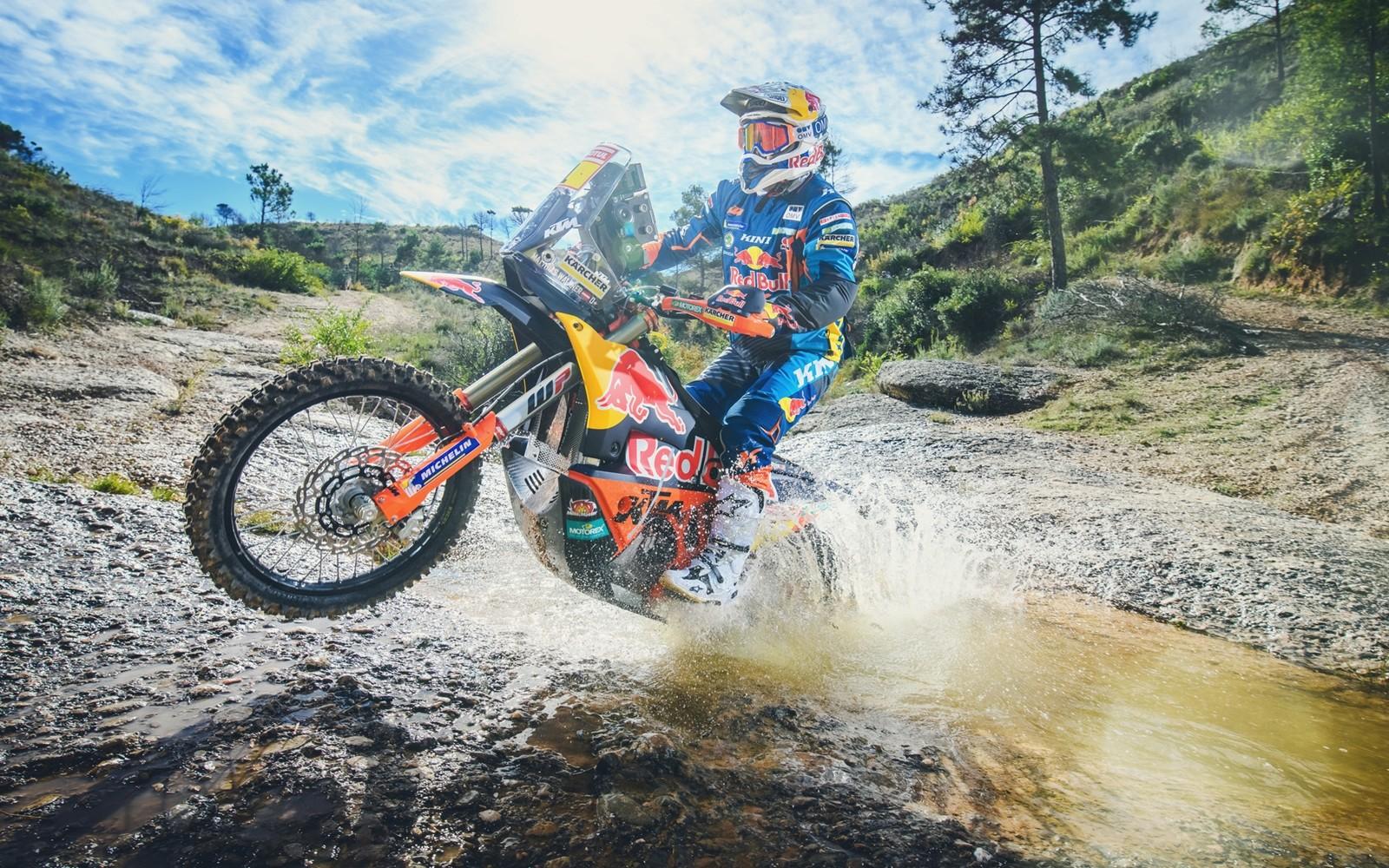 Foto de KTM 450 Rally Dakar 2019 (62/116)