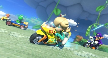 Mario Kart 8 se deja ver en nuevo vídeo