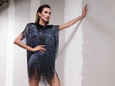 Nieves Álvarez se convierte en la mejor representación española en Eurovisión con un look de escándalo