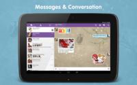 Viber 4.0 para Android, ahora con soporte para tablets, pulsa y habla, y más novedades