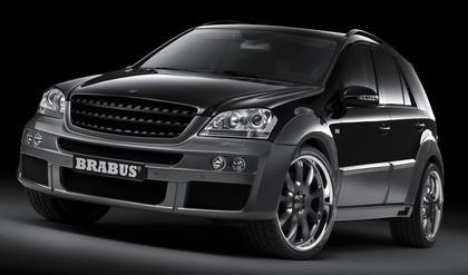 Brabus Widestar: el Mercedes ML por Brabus
