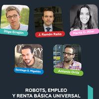Sigue en directo nuestras mesas redondas: todo sobre criptomonedas, robots que hagan declaración de la Renta y más