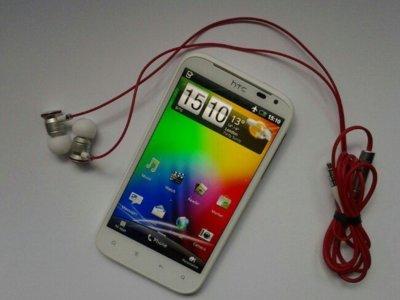 HTC Sensation XL, potencia y calidad de sonido en un terminal de gran tamaño