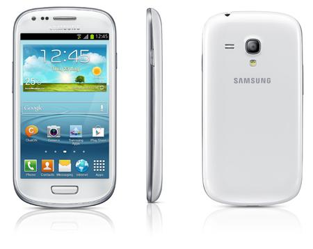 Samsung Galaxy SIII Mini vistas