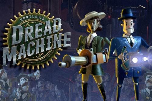 Bartlow's Dread Machine convierte los teatrillos de autómatas con marionetas de hojalata en un sorprendente y divertido shooter