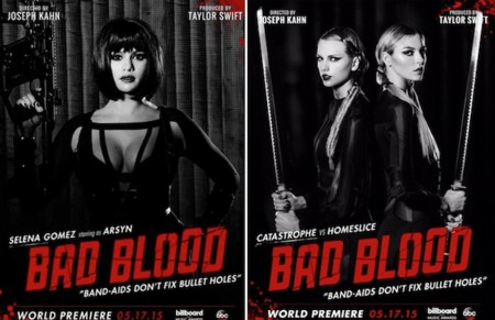 Bad Blood Selena Martha