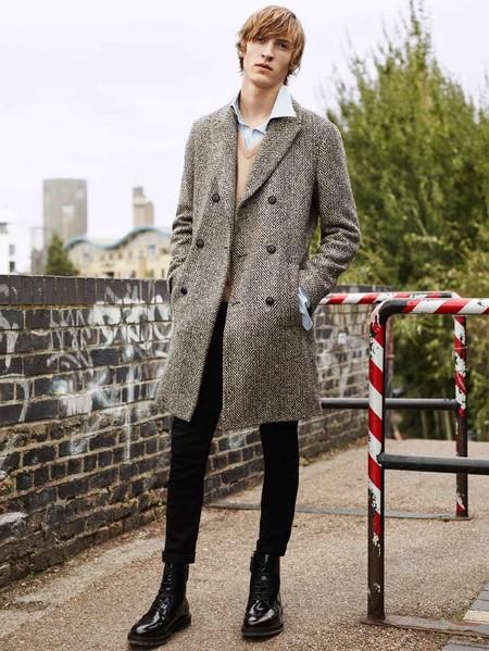 Coat Up, el último editorial de Zara que hará que ames todos sus abrigos