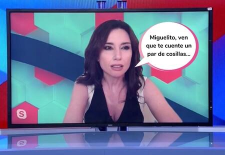 """Marta Flich explica que se ha reinfectado de Covid-19 con la vacunación completa (y Miguel Bosé ya está echando espuma por la boca): """"Las vacunas funcionan"""""""