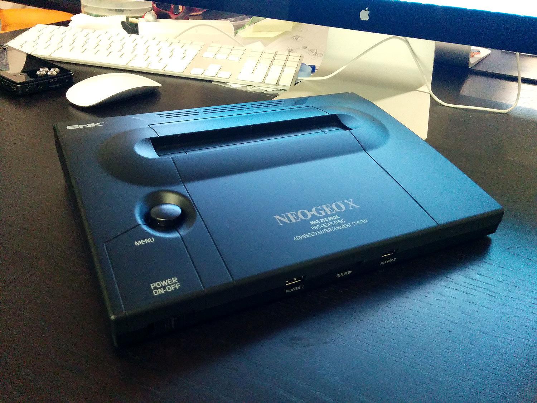 Foto de Galería de fotos de Neo Geo X Gold (11/34)