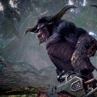El imponente Rajang regresa como primer monstruo DLC para Monster Hunter World: Iceborne