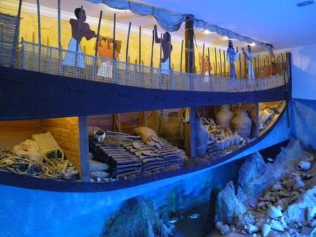 Museo de Arqueología Submarina de Bodrum, Turquía
