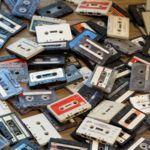 La cinta de casete ha vuelto... pero esta vez la gasolinera es hipster