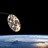 Esta diminuta nave impulsada por vela láser podría llegar a la estrella más cerca en 20 años