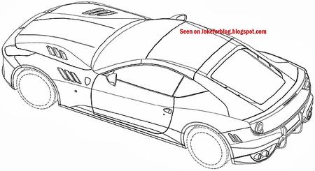 Ferrari Califormia 149M