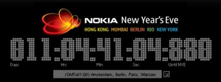 Celebra el fin de año con Nokia