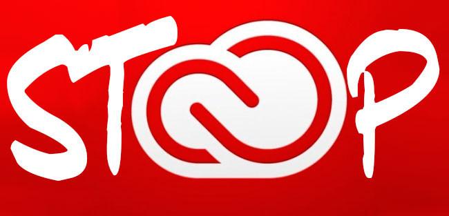 Más de 30.000 firmas (y subiendo) contra el modelo de suscripción de Adobe Creative Cloud en Change.org