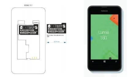 La FCC y otras agencias gubernamentales certifican un móvil de Microsoft que podría ser el Lumia 530