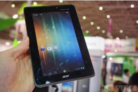 Acer anuncia el Iconia Tab A110, su nuevo tablet low-cost pero de considerable potencia, ¿el Nexus Tablet?