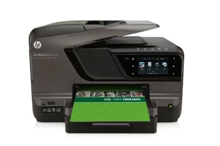 Probamos la nueva HP Officejet Pro 8600, un equipo para la pequeña y mediana empresa