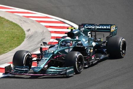 Vettel Hungria F1 2021