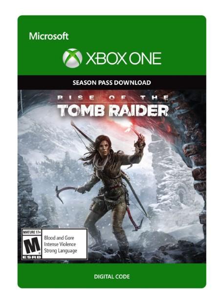 Pase De Temporada Rise Of The Tomb Raider