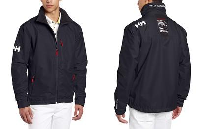 La semana del Black Friday en Amazon nos ofrece la chaqueta impermable Helly Hansen Crew Midlayer desde 76,19 euros en Amazon