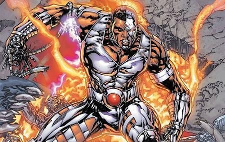 Batman y Superman ya tienen a su Cyborg