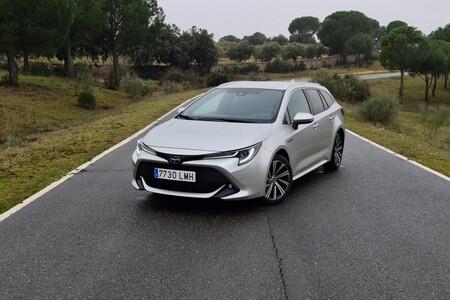 Toyota Corolla Hybrid Touring Sport