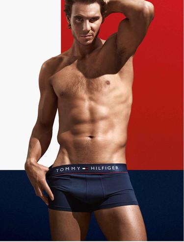 El verano termina con Rafa Nadal en calzoncillos para Tommy Hilfiger