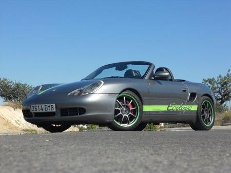 Porsche Boxster S Ecologic by RBM Sport, con GLP