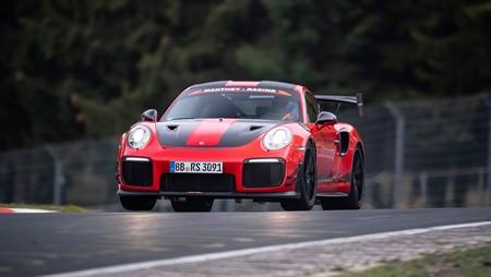 Video: Porsche recupera el récord en el Nürburgring con la ayuda de Manthey Racing y el 911 GT2 RS MR