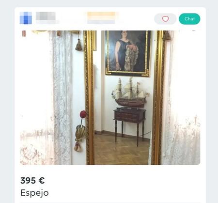Espejo De Segunda Mano Por 395 Eur En Malaga En Wallapop