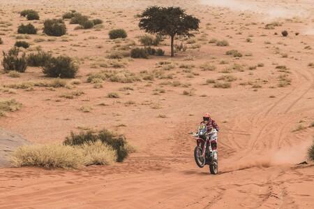 Laia Sanz Dakar 2021 2