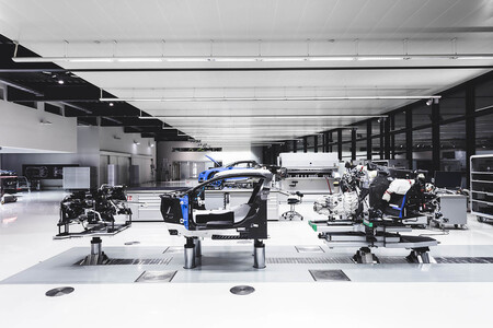 Bugatti Chiron Fabrica Molsheim