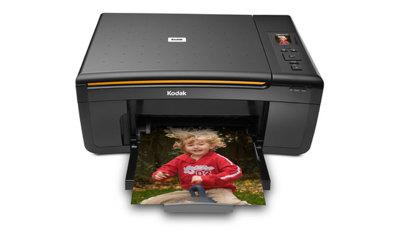 Kodak abandona la producción de impresoras domésticas de inyección de tinta
