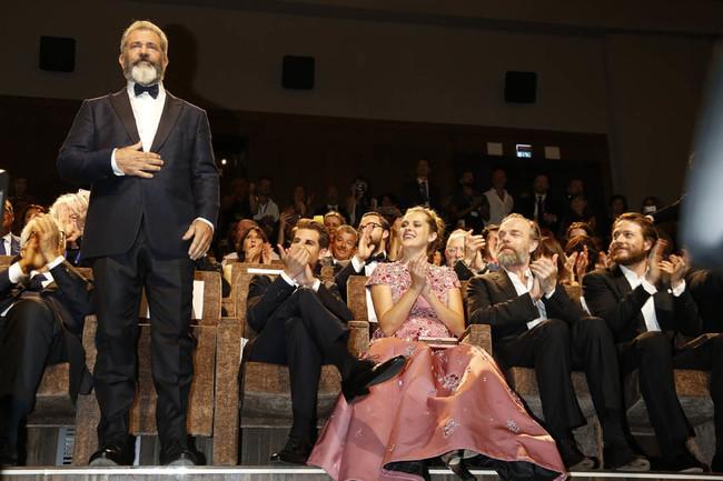 Mel Gibson en Venecia