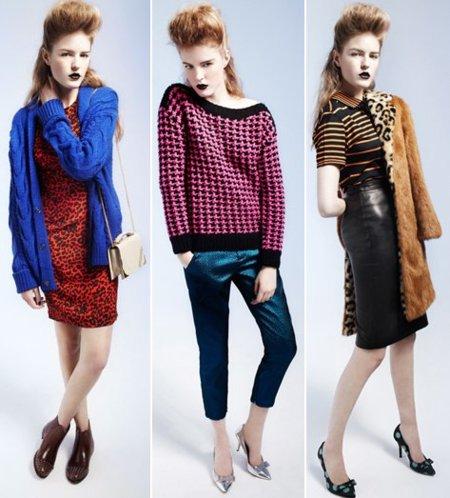 TopShop moda glam