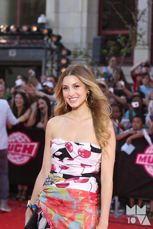Foto de MuchMusic Video Awards 2010: ¿la originalidad de Whitney Port o la provocación de Miley Cyrus? (21/21)