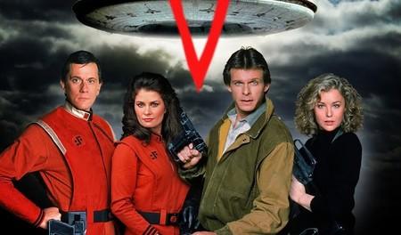 'V': 14 razones para descubrir (o revisar) una de las series más míticas de la televisión