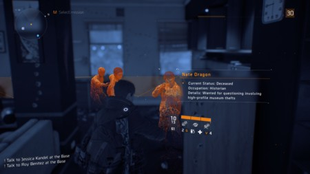 The Division Easter Egg Uncharted