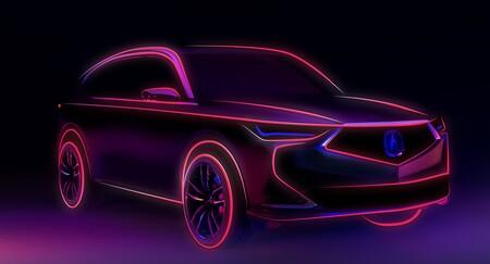 Acura MDX, se acerca la cuarta generación del SUV con prometedores cambios