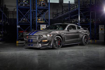 64.000 dólares para 180 kg menos: es la dieta de la fibra de carbono de este Shelby GT350R