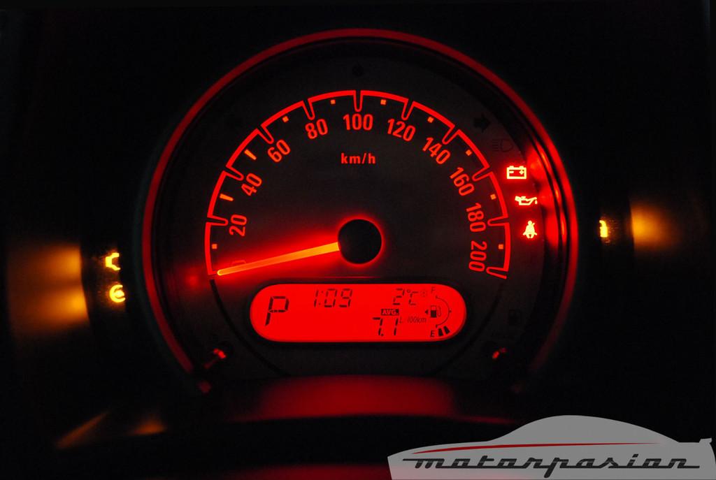 Foto de Opel Agila (prueba) (24/44)